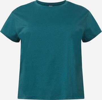 Urban Classics Curvy Skjorte i blå