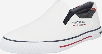 TOM TAILOR Slip on -tennarit värissä sininen denim / valkoinen, Tuotenäkymä