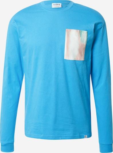ABOUT YOU x Benny Cristo Shirt 'Luan' in blau, Produktansicht