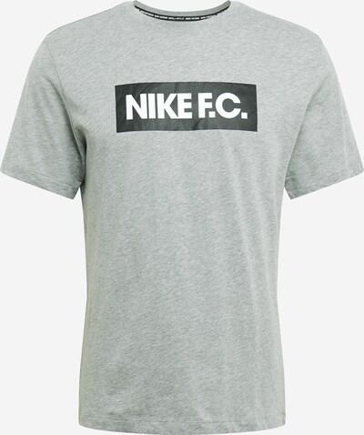 Sportiniai marškinėliai iš NIKE , spalva - margai pilka / juoda / balta, Prekių apžvalga