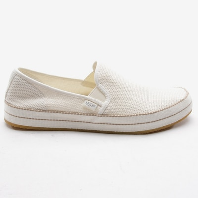 UGG Flats & Loafers in 41 in White, Item view