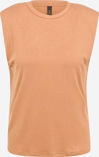 Y.A.S Tall Shirt 'ELLE' in pfirsich, Produktansicht