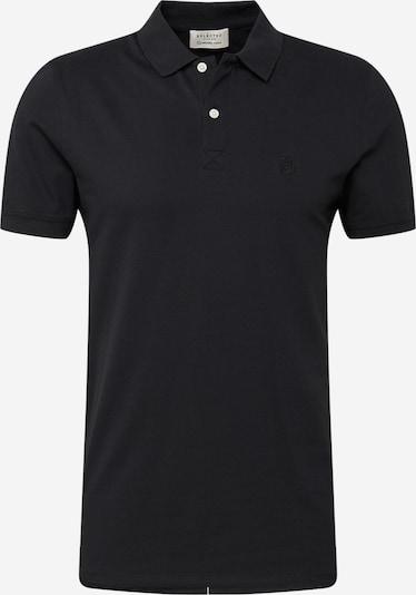 SELECTED HOMME Poloshirt 'Daro' in schwarz, Produktansicht