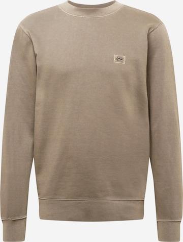 DENHAM Sweatshirt in Brown