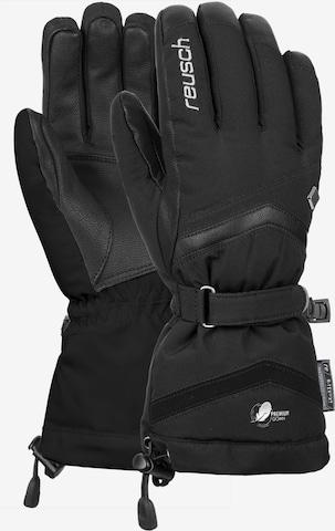 REUSCH Fingerhandschuhe 'Naria R-TEX® XT' in Schwarz