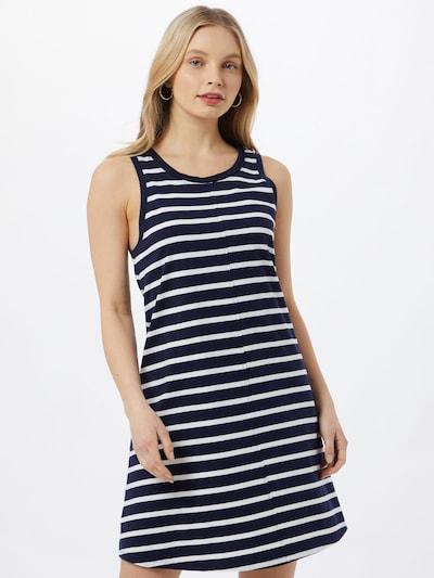 GAP Kleid in navy / weiß, Modelansicht