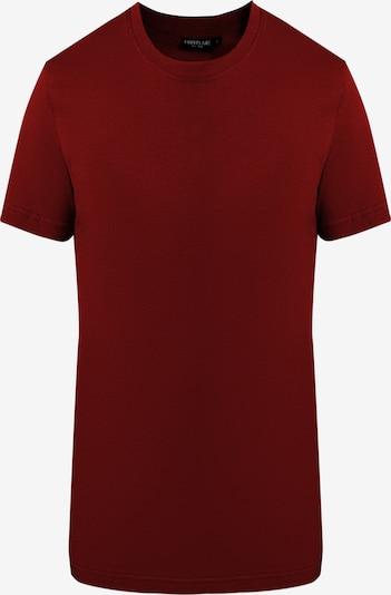 Finn Flare Basic-Shirt in rot, Produktansicht