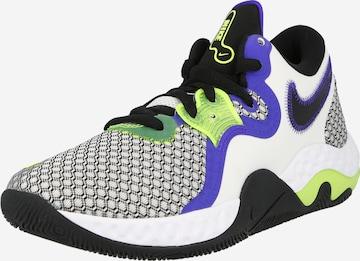 NIKE Sports shoe 'Elevate 2' in White