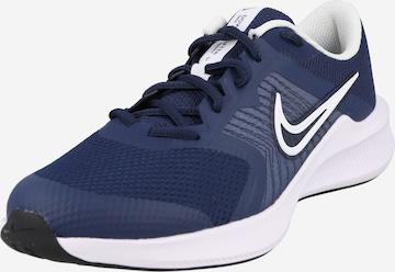 Chaussure de sport NIKE en bleu