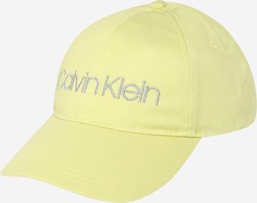Calvin Klein Nokamüts, värv kollane
