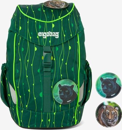 ergobag Rucksack in grün, Produktansicht