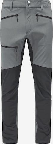 Haglöfs Outdoorhose 'Rugged Flex' in Grau