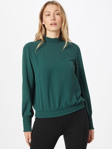 Camicia da donna 'METTE' di ONLY in verde
