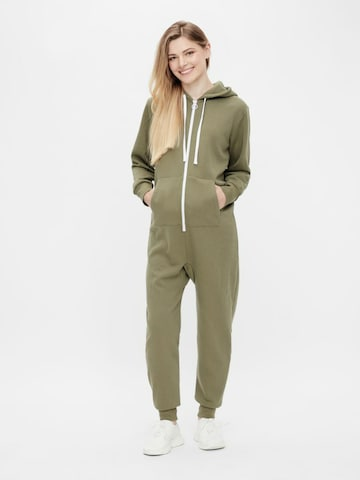 MAMALICIOUS Jumpsuit in Groen
