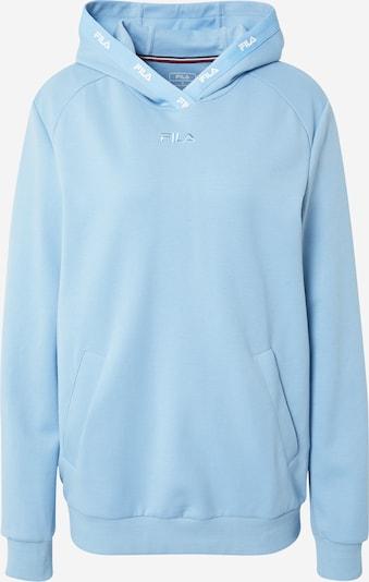 FILA Sportief sweatshirt 'Carl' in de kleur Lichtblauw, Productweergave