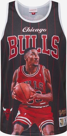 Tricou 'CHICAGO BULLS - SCOTTIE' Mitchell & Ness pe roșu / negru / alb, Vizualizare produs