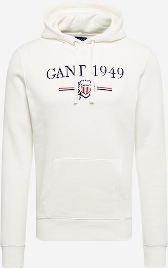 GANT Sweatshirt in de kleur Navy / Rood / Wit, Productweergave