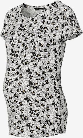 Tricou 'Scribble' de la Supermom pe negru