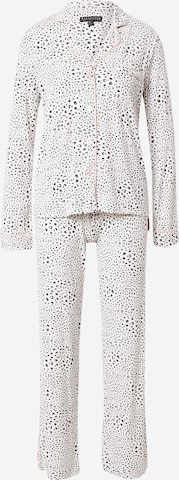 PJ Salvage Pyjama in Beige