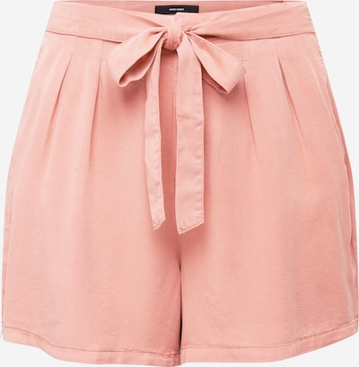 Vero Moda Curve Laskoshousut 'Mia' värissä vanha roosa, Tuotenäkymä