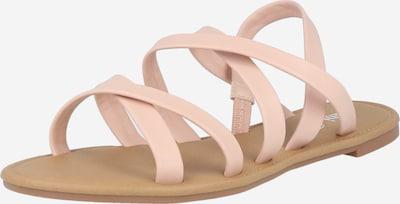 rubi Sandale in hellpink, Produktansicht