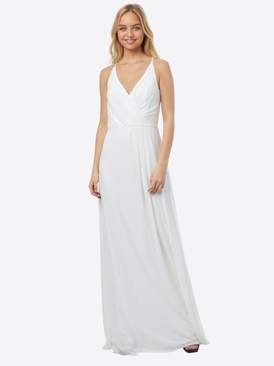 STAR NIGHT Společenské šaty - bílá, Model/ka