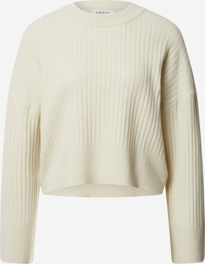 EDITED Pullover 'Thea' in offwhite, Produktansicht