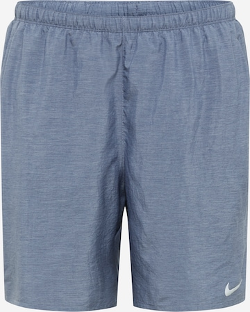 Pantalon de sport 'Challenger' NIKE en bleu