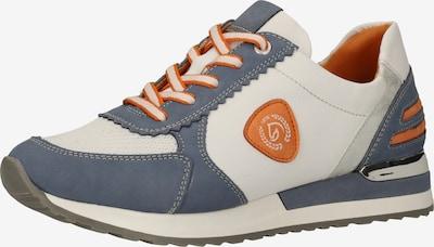 REMONTE Sneaker in rauchblau / orange / weiß, Produktansicht