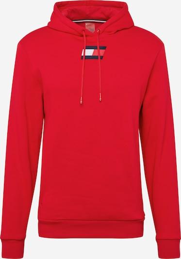 Tommy Sport Sweat de sport en bleu / rouge / blanc, Vue avec produit