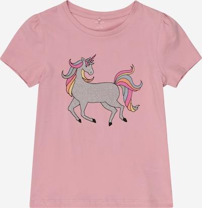 NAME IT Shirt 'BEINA' in mischfarben / pink, Produktansicht