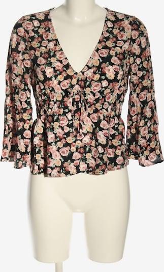 BRAVE SOUL Rüschen-Bluse in XS in pink / schwarz, Produktansicht