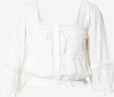 American Eagle Blouse in White, Item view