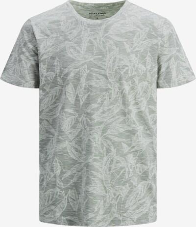 szürke melír / pasztellzöld Jack & Jones Plus Póló, Termék nézet