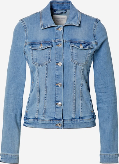 TOM TAILOR DENIM Jeansjacke in blau, Produktansicht