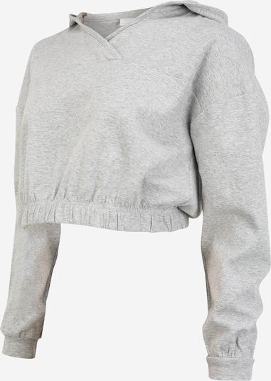 MAMALICIOUS Sweatshirt 'PCMLINSA' in graumeliert, Produktansicht