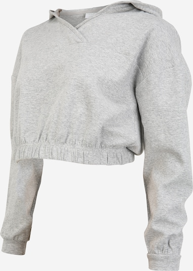 MAMALICIOUS Sweatshirt 'PCMLINSA' i grå-meleret, Produktvisning