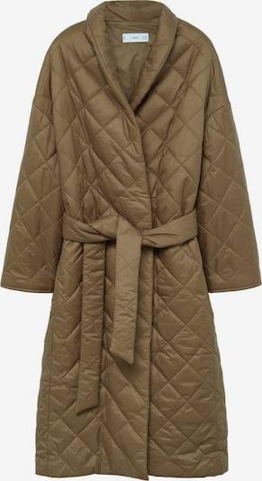 bézs MANGO Átmeneti kabátok 'Verdure', Termék nézet