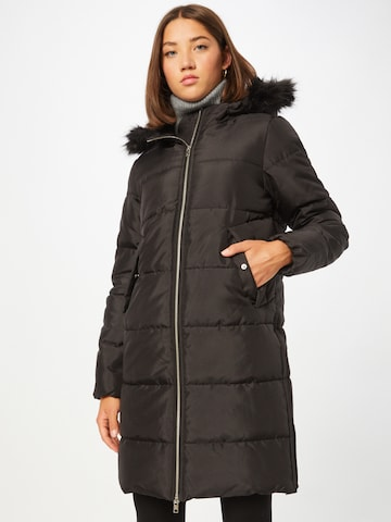 JDY Płaszcz zimowy 'Eli Sunny' w kolorze czarny