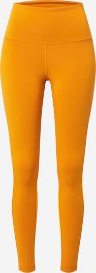 Reebok Sport Sporthose in gelb / dunkelorange, Produktansicht