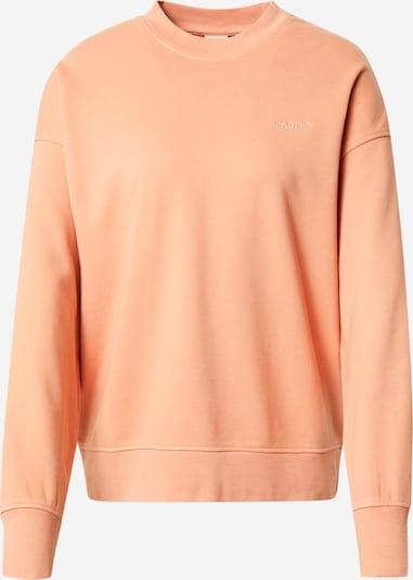 LEVI'S Sweatshirt in pfirsich, Produktansicht