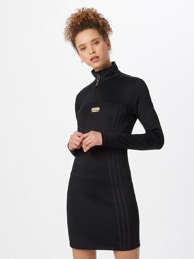 ADIDAS ORIGINALS Sportkleid in schwarz, Modelansicht