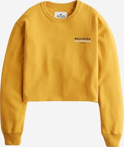 Bluză de molton HOLLISTER pe galben, Vizualizare produs