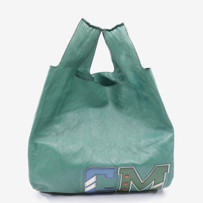 PRADA Shopper in L in blau / grün, Produktansicht