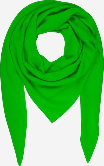 Cashmere Stories Tuch in grün, Produktansicht