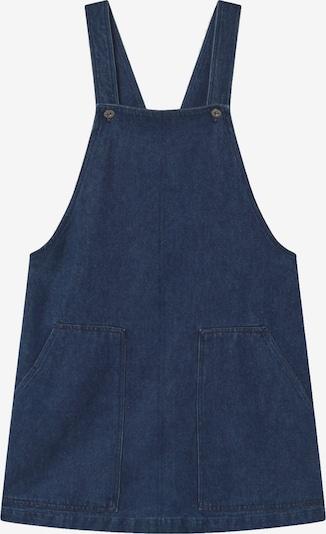 Thinking MU Kleid ' Campanila ' in blau, Produktansicht