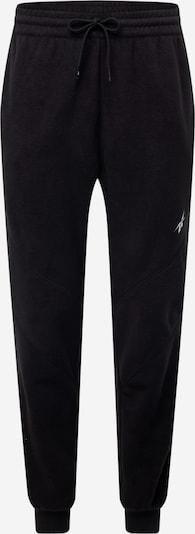 Pantaloni sportivi Reebok Sport di colore nero / bianco, Visualizzazione prodotti