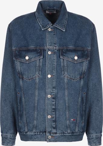 Tommy Jeans Between-Season Jacket ' US Flag ' in Blue