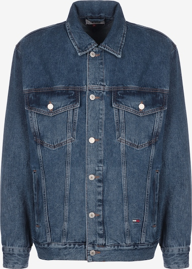 Tommy Jeans Jeansjacke ' US Flag ' in blue denim, Produktansicht