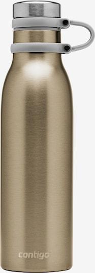 Contigo Trinkflasche in gold / silber, Produktansicht